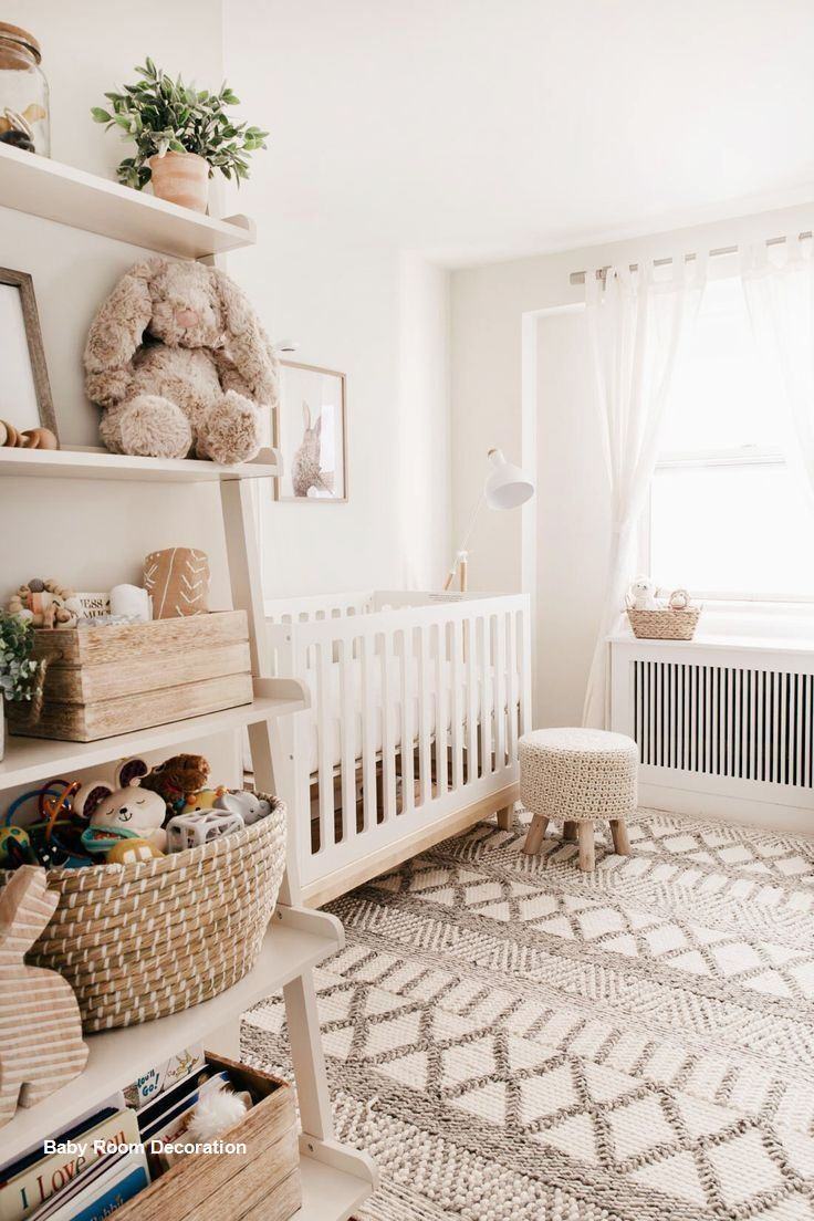 New Baby Room Decoration Ideas Babyroomdecoration In 2020 With