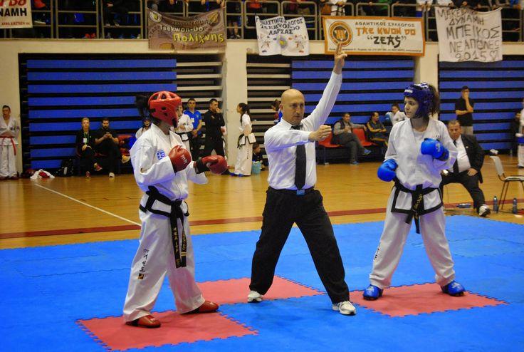 taekwondo greece group: Πανελλήνιο ταε κβον ντό itf Ανδρών και Εφήβων 2015...