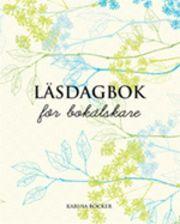 Läsdagbok för bokälskare