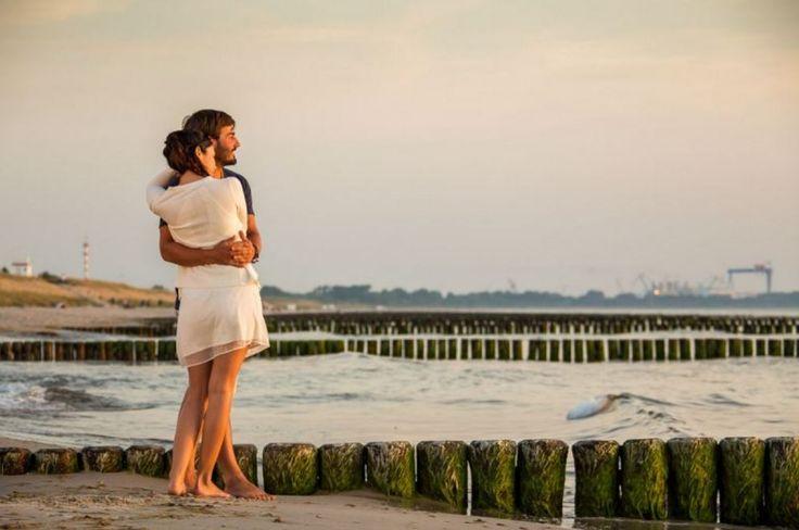 Romantischer Urlaub zu Zweit an de Nordsee mit Hund  Ostsee-Urlaub mit Hund im Strand Resort Markgrafenheide. Ferienwohnungen & Appartements in Rostock.