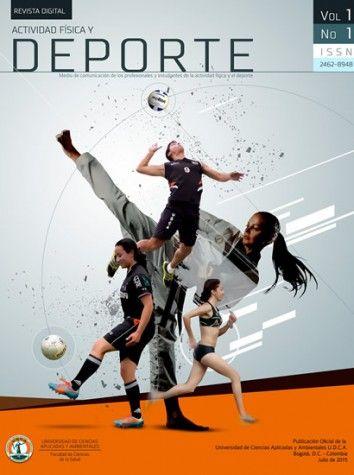 Portada de la Revista Digital Actividad Física y Deporte