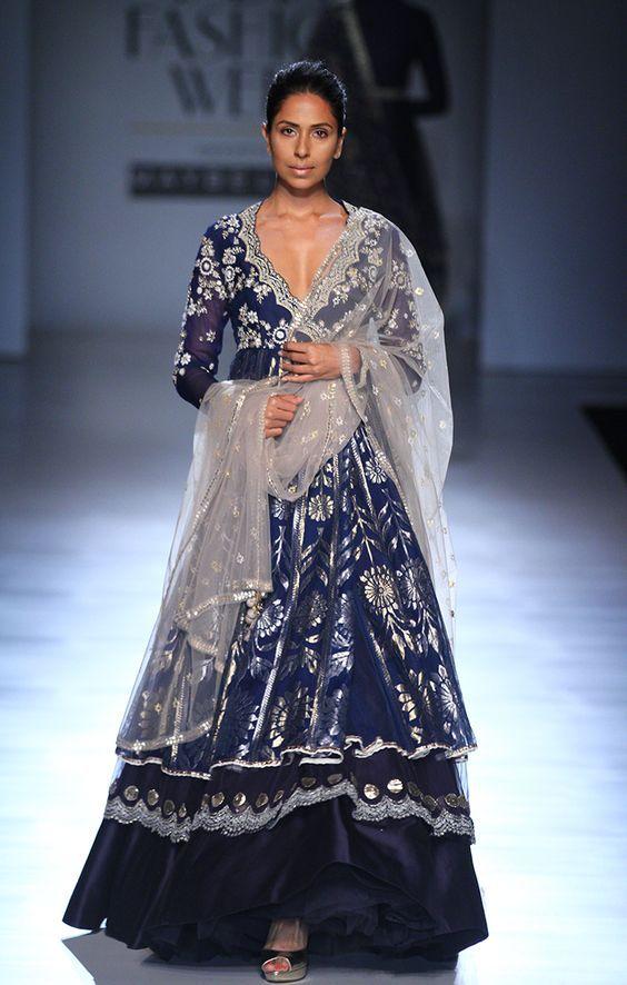 Las mejores 112 imágenes de BFW A/W 17 en Pinterest | Moda india ...