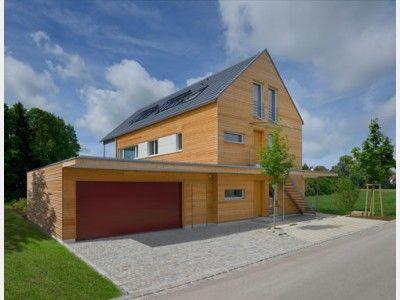 390 best Energiesparhäuser images on Pinterest   Balcony, Gable roof ...