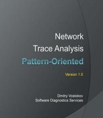 Network Trace Analysis Pattern-Oriented PDF