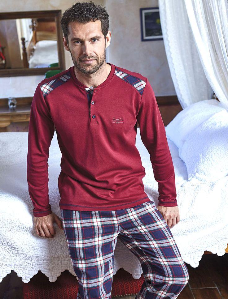 PJS Flanel Pijama Takımı 8813 #gizliçekmece #erkekgiyim #pijama #yenisezon #evgiyim #erkek