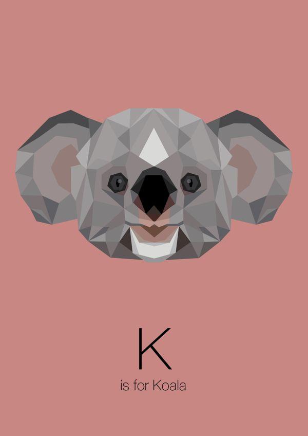 Animal Alphabet on Behance
