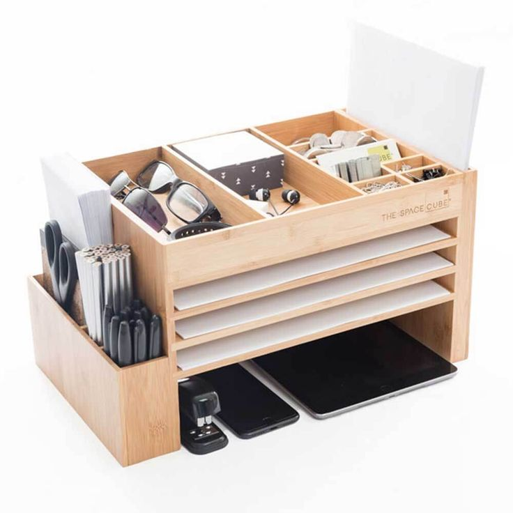 The New Look of Organisation. Modern, Multi-functional and Space Efficient.