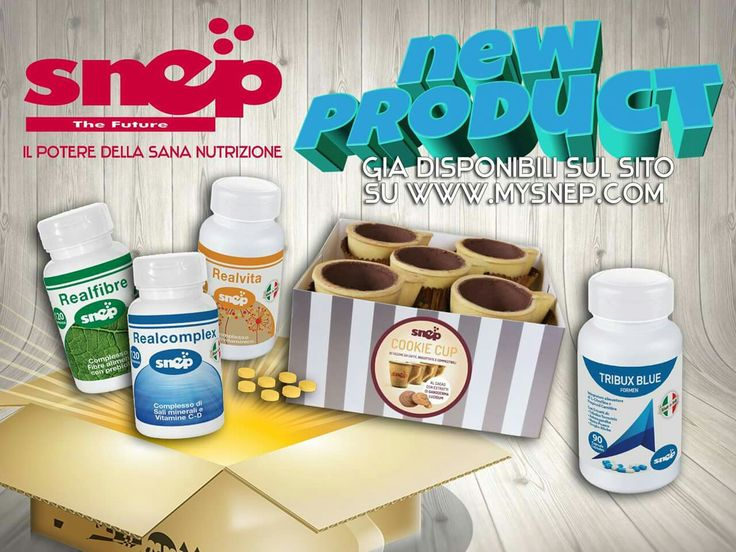 Sono arrivati dei nuovi prodotti, per informazioni a riguardo puoi rivolgerti a un incaricato di fiducia o visitare il sito www.mysnep.com