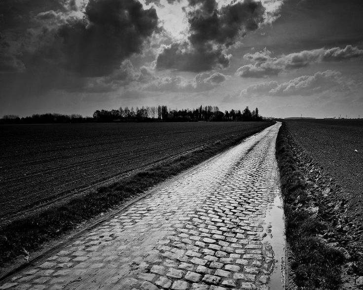 REMEMBERING ROUBAIX by Gruber Images