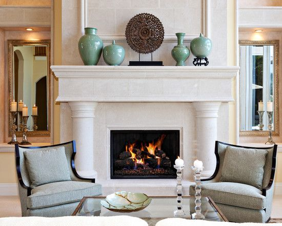 fireplace mantel decor on pinterest mantles hearth and autumn