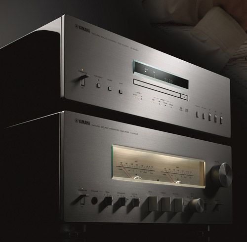Yamaha unveils flagship A-S3000 integrated amplifier and CD-S3000 CD/SACD player
