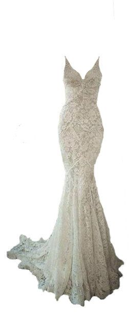 Isabella lace wedding dress by Boo Le Heart