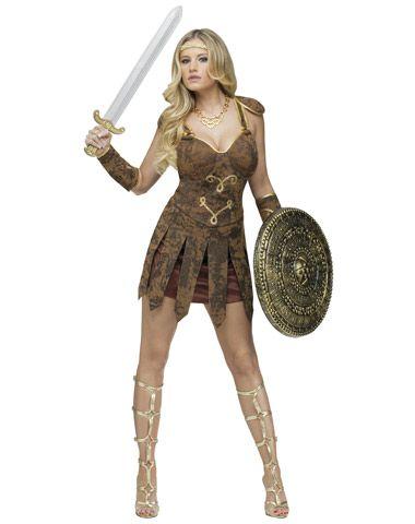 Gladiator Costume for women