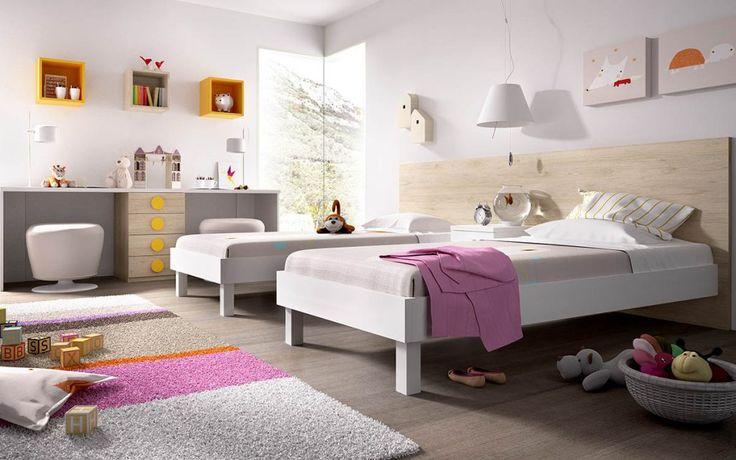 Dormitorios Juveniles En Valencia Muebles Casanova Camas Individuales Habitaciones Juveniles Habitación Con Dos Camas