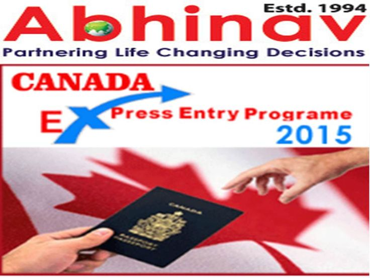 Canadian Immigration Is One of the Most Desired Destinations Today See More:- http://www.abhinav.com/canada-visa.aspx
