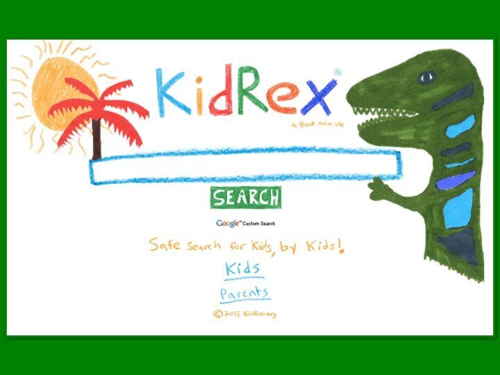I chose this resource to help incorporate tech in the younger classrooms. KidRex is a kid safe search engine powered by Google Safe Search and Google Custom Search. This is a great tool to implement in the classroom, especially for research type assignments.