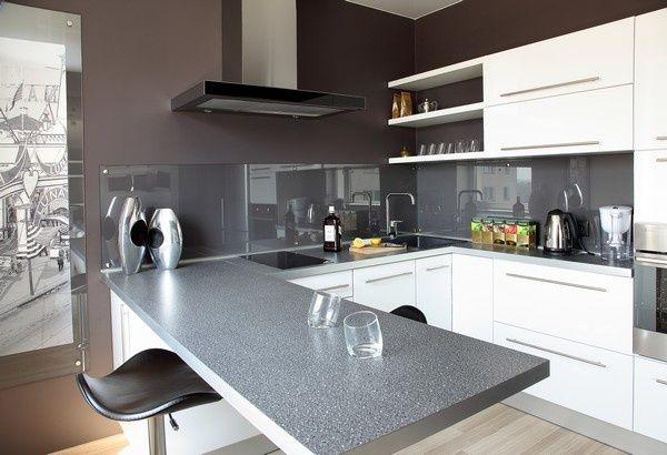 uredjenje kuhinje slike   Glavni zadatak arhitekata u ovom stanu je bio da od nekoliko malih ...
