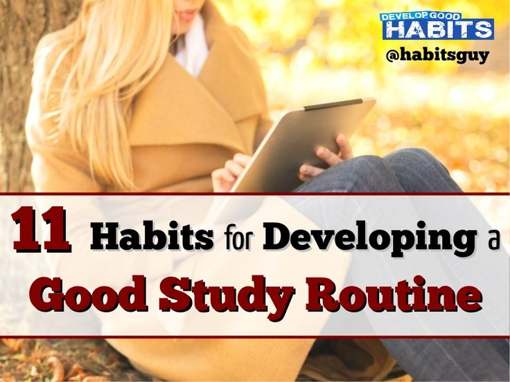 Are you finding your current study routine not as effective as it could be? Maybe it's time to follow a new study schedule that will help you better retain mat…