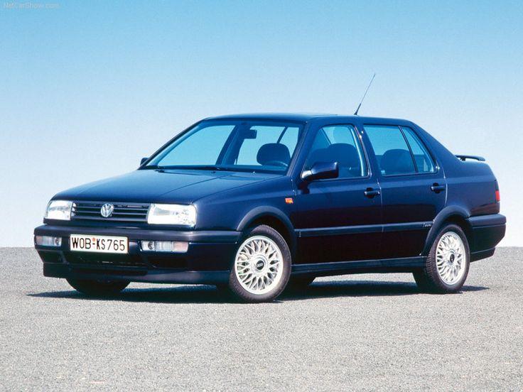 1992 VW Vento VR6