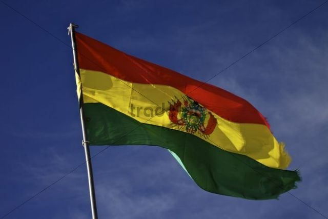 Bolivian flag, Bolivia, South America Photography: Bolivian flag, Bolivia, South America Author: Joerg ReutherDate: 2010-08-08 Royalty Free photo versions - Maximum available size: 21 Mpix... Read More 49.00 EUR Details Add To Basket