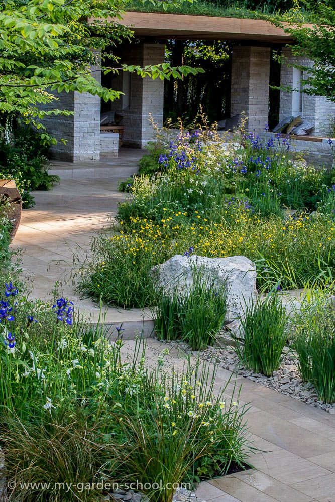 Adam Frost, Alzheimer's Society, #Chelsea Flower Show 2014, The Homebase #Garden, Time to reflect