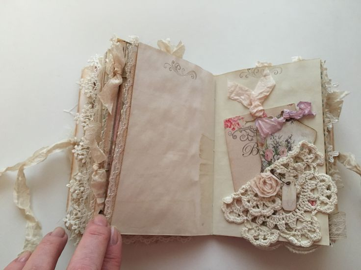 Vintage Book Cover Journal ~ Best vintage lace journal covers images on pinterest
