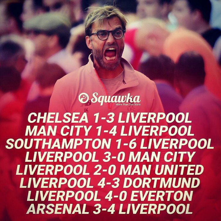 Stepping up in the big games. #LFC #Klopp