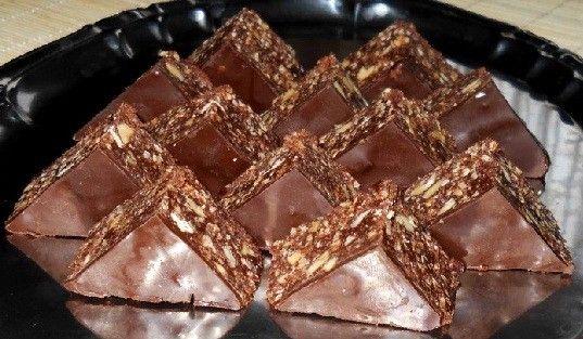 Domácí Toblerone | NejRecept.cz