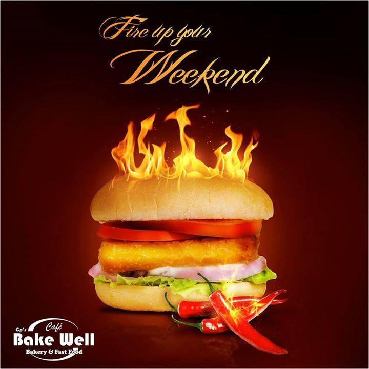 Have a sizzling weekend.  #sizzlinghot #weekend #burgerlove #burger #bakewell - http://ift.tt/1HQJd81
