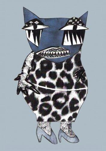 Catlady by Monika petersen