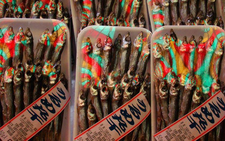 Pescados secos - Santiago Martínez #pescado #fish #dryfish #market #supermercado #japon #japan #mercado #fotografia #galeria #MOAestademoda #enaMOAdo #photography #gallery #animals #dead