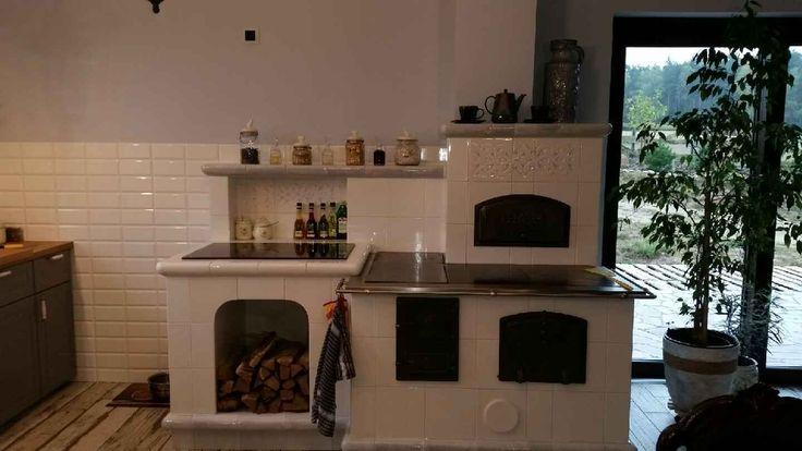 16 best kuchnia kaflowa images on Pinterest Brick, Bricks and Cabins