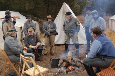 Battle of Round Mountain Re-enactment | TravelOK.com ...