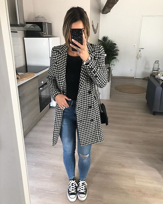20 Amazing Fall Outfits Ideas With Blazer