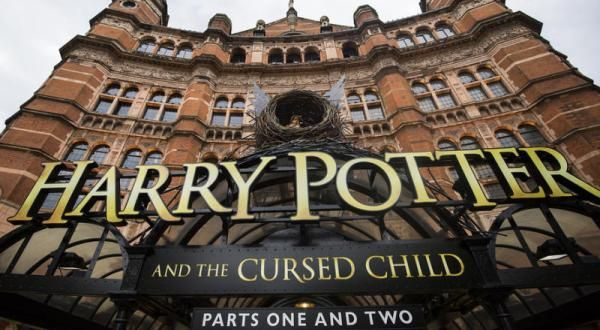 تصویر مرتبط Harry Potter Play Harry Potter Tour Harry Potter Cursed Child
