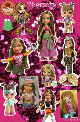 bratz yasmin pretty princess barbie amp bratz dolls