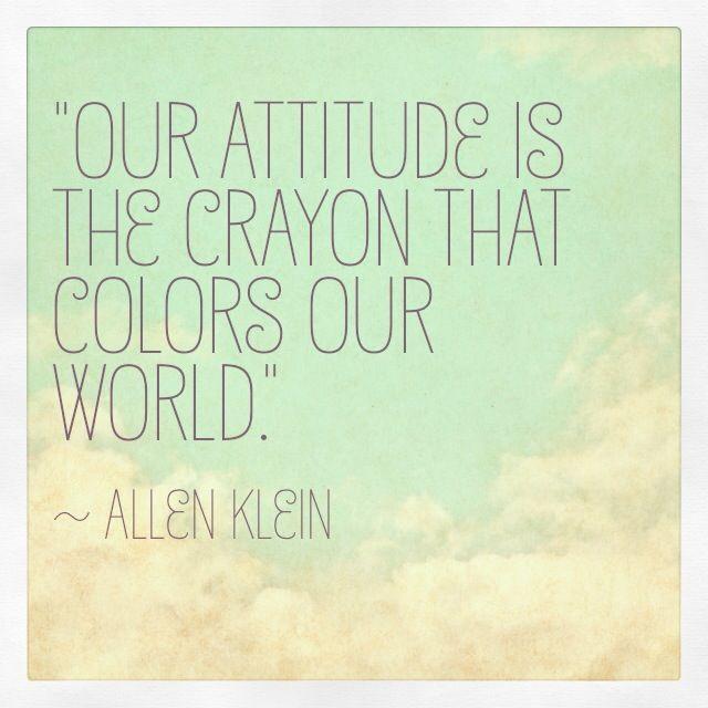 A #positive #attitude is crucial!