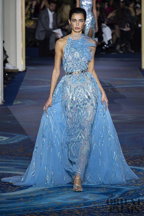 Zuhair Murad Spring Summer 2019 Couture în 2019 Rochii Elegante