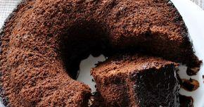 Νηστεία…for ever!!! Υλικά 500 γρ. αλεύρι που φουσκώνει μόνο του 150 ml. καλαμποκέλαιο 400 γρ. ζάχαρη 400 ml.κρύο νερό 20 ml. ξύδι 80 γρ. κακ...
