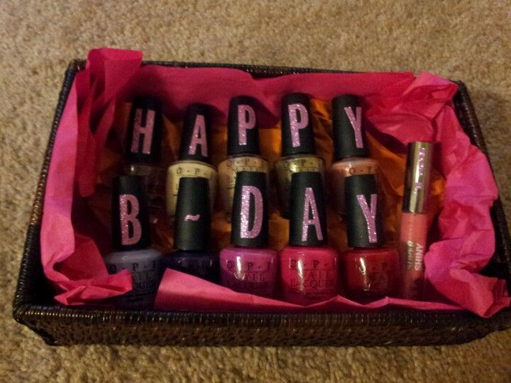 Made this gift for my fab best friend!