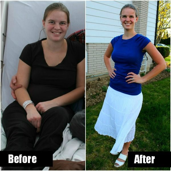 Growing Home: A Post-Partum Weight Loss Story | Before and ...