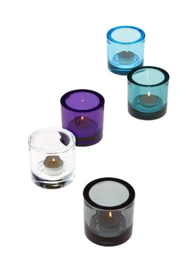 Kivi Candle Holders by Iittala
