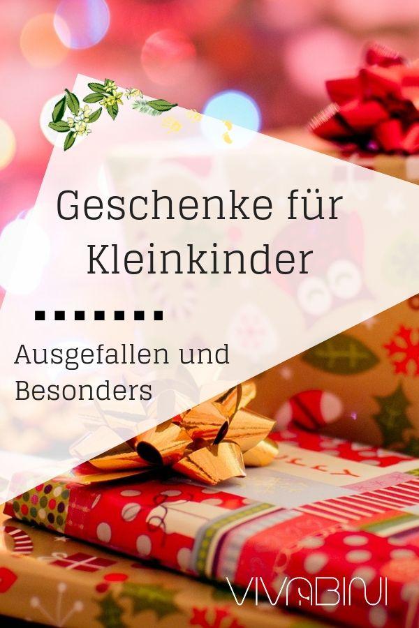 Besonder Weihnachtsgeschenke.Besondere Und Ausgefallene Geschenkideen Für Kleinkinder Vivabini