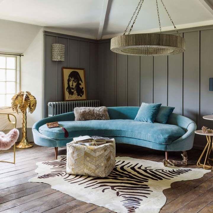 Curved Sofa Atlanta: Tiffany Curved Sofas