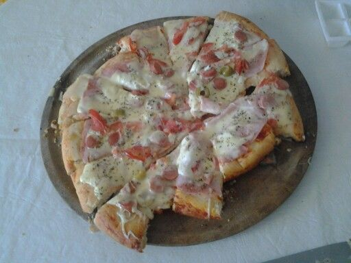 Pizza caserita ♡♥♡♥