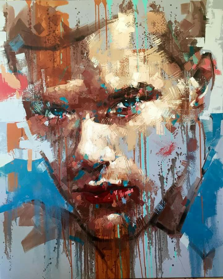 Portrait by Jimmy Law