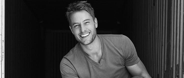 """<i>This Is Us</i> Star Justin Hartley Tells Us, """"I've Never Read A…"""