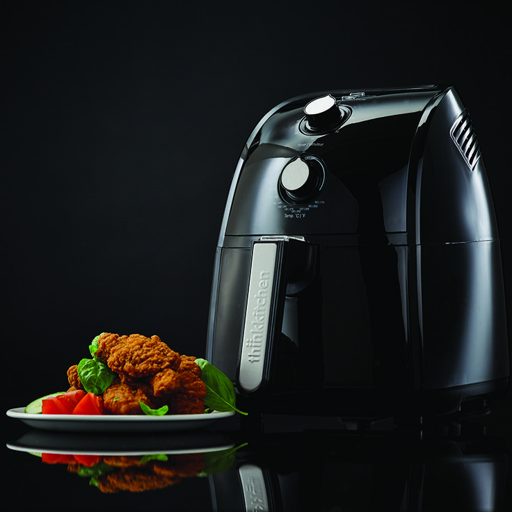 It's the last day for you to nab the amazing deal on our thinkkitchen Air Fryer! Visit our website to find out more…Fried food never tasted so good!