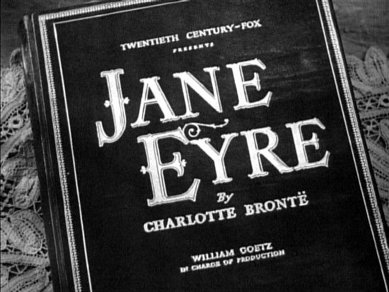 Currently reading Jane Eyre!