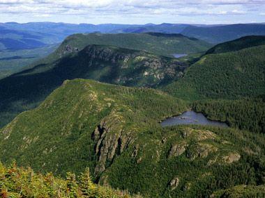 Pic de l'Aube summit - Gaspesie National Park